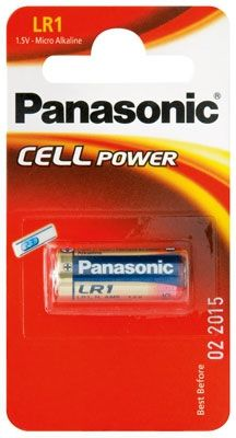 Panasonic LR01 Cell Power N (Lady) Batterie
